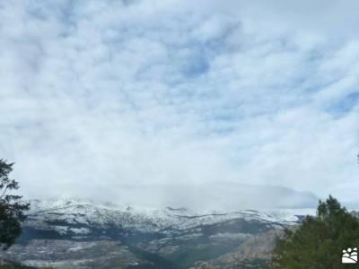 Cerro de La Camorza-La Pedriza;senderismo portugal puente semana santa excursiones en españa sender